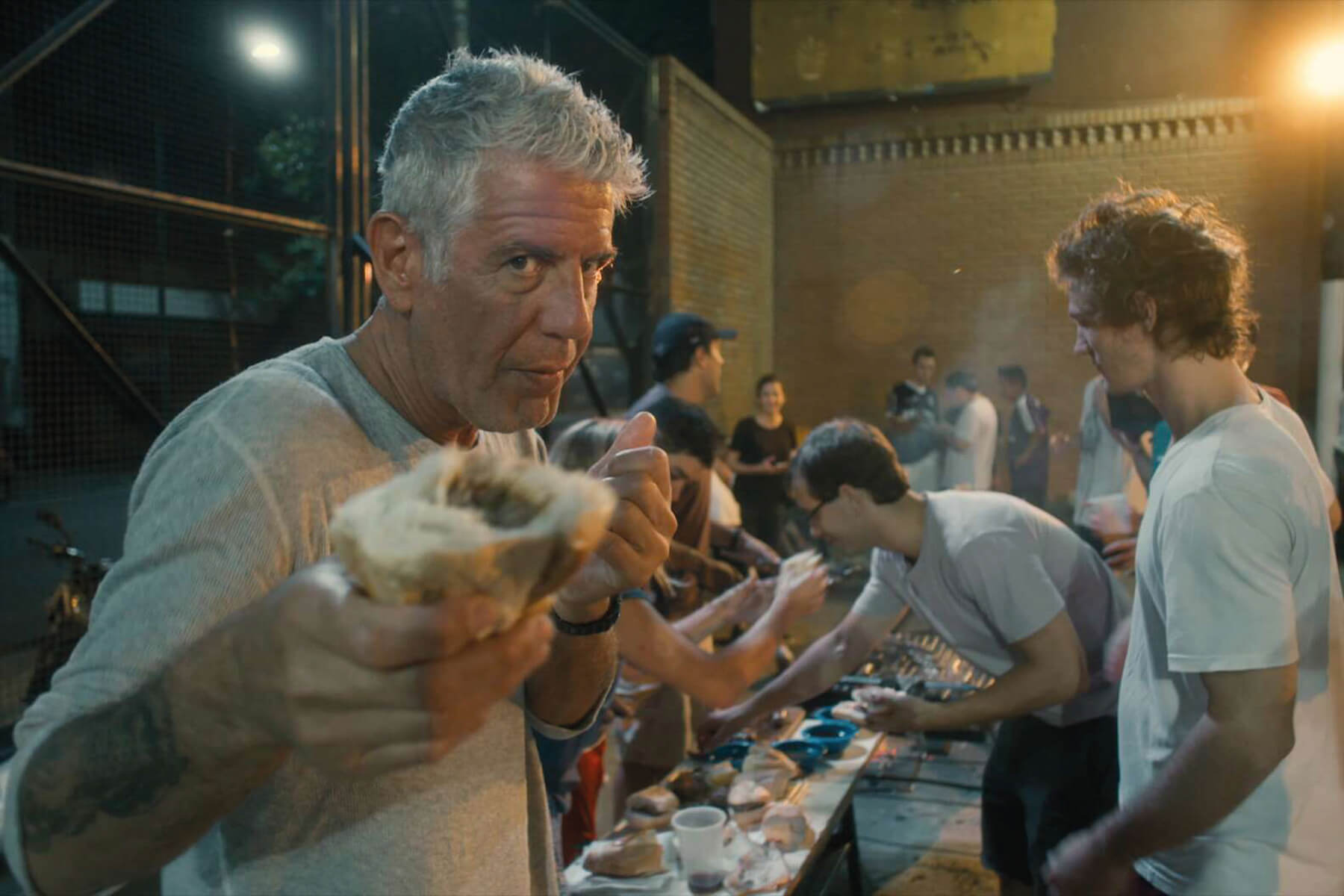 roadrunner a film about anthony bourdain 1